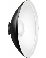 Beauty Dish Hvit - 50 cm