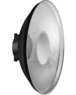 Beauty Dish Sølv - 40 cm