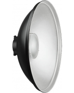 Beauty Dish Sølv - 55 cm