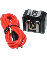 Fjernutløser til kamerablits - Triggertrap Flash Adapter