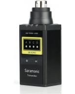 Mikrofonkonverter Trådløs/XLR - Saramonic SR-XLR4C