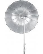 Paraply Reflektiv Sølv - Parabolsk - 85 cm - Godox UB-85S