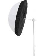 Diffusor til Paraply - Sølv/Sort - 85 cm - Godox DPU-85BS