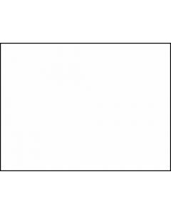 Bakgrunn Papir Hvit - 1.35x11 m
