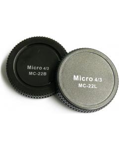 Dekselpakke - MFT - Pixel MC-22L/B