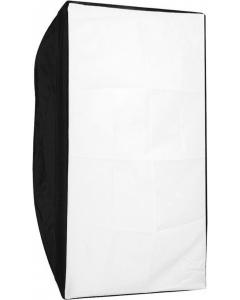 Softboks med 4 sokler - 60x90 cm