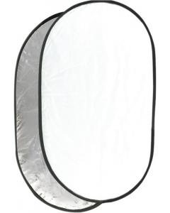 Refleksskjerm 2i1 - 100x160 cm