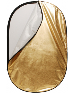 Refleksskjerm 2i1 - 90x120 cm