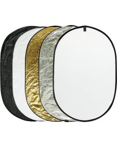 Refleksskjerm 5i1 - 140x190 cm