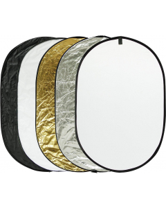 Refleksskjerm 5i1 - 150x200 cm