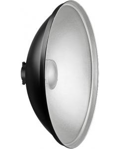 Beauty Dish Sølv - 70 cm