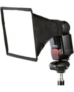 Mini-softboks til Kamerablits - 15x17 cm