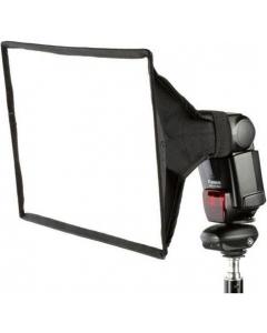 Mini-softboks til Kamerablits - 20x30 cm