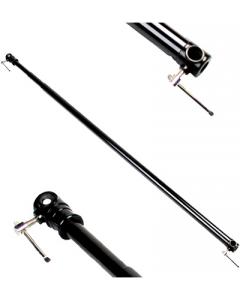 Bakgrunnsrør Teleskopisk - 125-300 cm