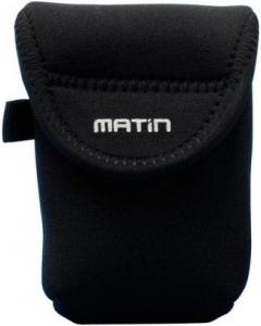 Kameraetui i Neopren - Matin - 80x25x110 mm