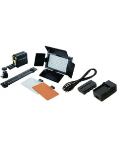 LED-panel - 96 LEDS 6W Justerbar
