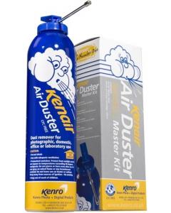 Trykkluft med Dyse - Kenro 360 ml