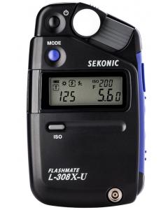 Sekonic Lysmåler - L-308X Flashmate