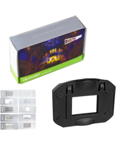 Effektkit til Light Blaster - Pro Gobo Set 1