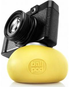 Fotostativ - BallPod - Gul