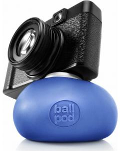 Fotostativ - BallPod - Blå