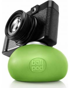 Fotostativ - BallPod - Grønn