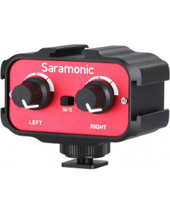 Mikrofonadapter - Saramonic SR-AX100