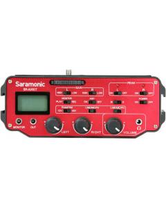 Mikrofonadapter - Saramonic SR-AX107