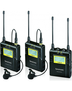 Mikrofonpakke - Saramonic UwMic 9 - RX9TX9TX9