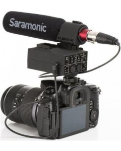Mikrofonadapter - Saramonic MixMic
