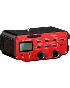 Mikrofonadapter - Saramonic SR-PAX2