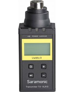 Mikrofonkonverter Trådløs/XLR - Saramonic TX-XLR9