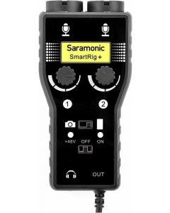 Mikrofonadapter - Saramonic SmartRig+