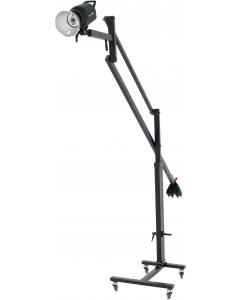 Bomstativ - Høyde: 104-155 cm