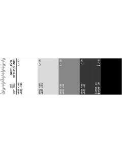 Gråkort 5i1 Danes Picta GC5 - 6x20 cm