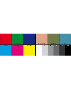 Fargekort Danes Picta BST3 - 10x30 cm