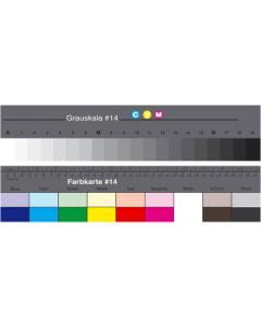 Fargekort Danes Picta BST14 - 8x35 cm