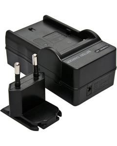 Batterilader til NP-F kompatible batterier