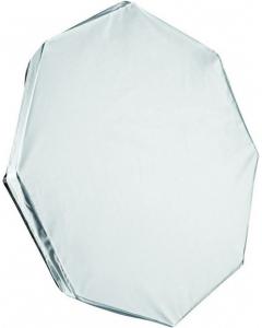 Beauty Dish Sølv - Sammenleggbar - 100 cm