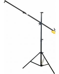 Bomstativ - Høyde: 108 - 186 cm