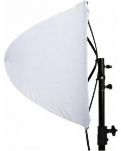 Diffusorkuppel til Fleksibelt Lyspanel - 45x60 cm