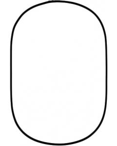 Diffusorskjerm - 120x180 cm