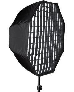 Octagonal Softboks til Kamerablits - 80 cm