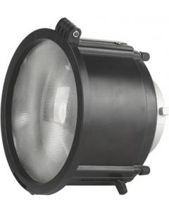 Fokuslinse og lysforsterker - 12 til 40 grader