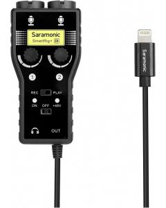 Mikrofonadapter - Saramonic SmartRig+ Di