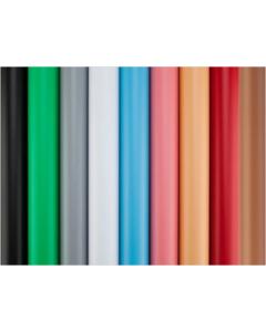 Bakgrunn Vinyl - Pakke med 9 farger - 68x130 cm