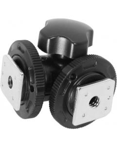 Adapter Kamerafeste - Blitssko - Dobbel