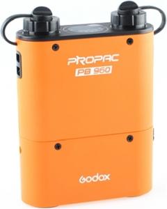 Batteripakke til kamerablits - Godox PB960