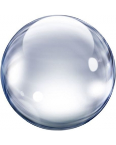 Krystallkule til fotografering - K9 -100 mm