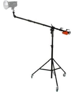 Bomstativ - Høyde: 130 - 180 cm